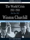 The World Crisis, 1911-1918 (MP3): Part Two: 1915